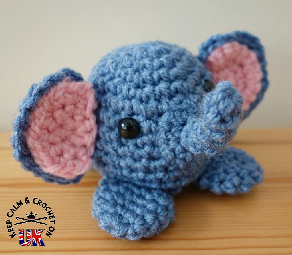Free Crochet Animal Patterns New Crochet Elephant 12 Amigurumi Patterns to Stitch Of Attractive 49 Pictures Free Crochet Animal Patterns