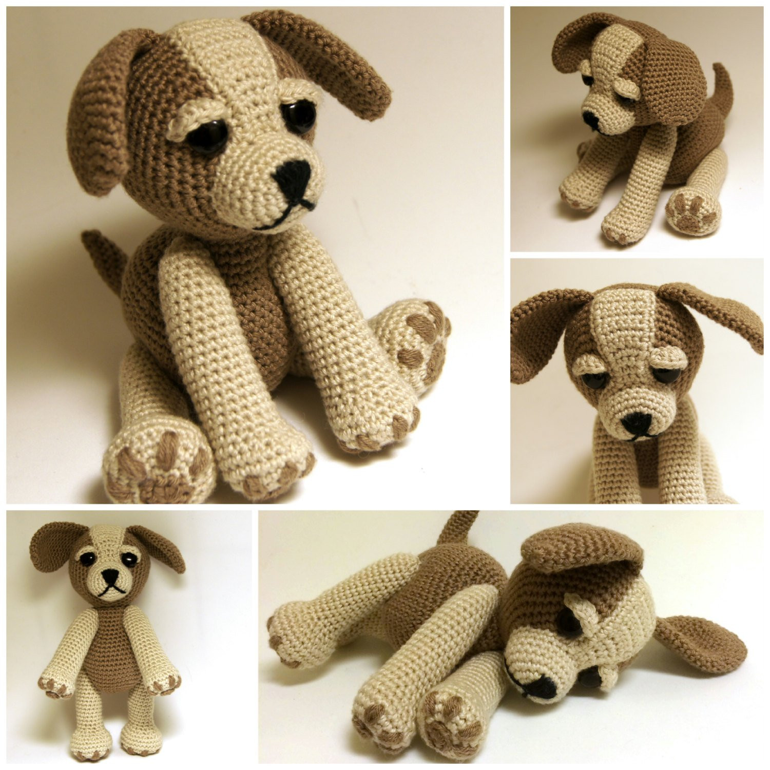 Free Crochet Animal Patterns Unique Crochet Pattern Sammy the Puppy Dog Crochet Dog Of Attractive 49 Pictures Free Crochet Animal Patterns