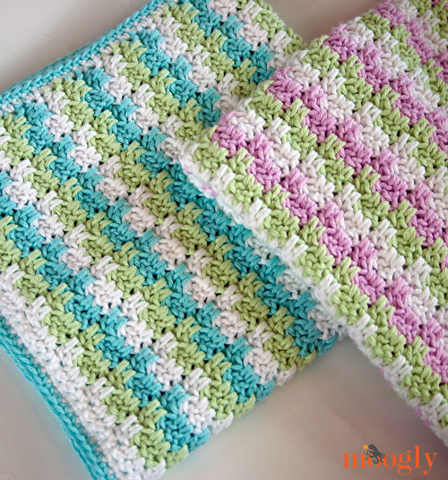 10 Beautiful Baby Blanket Free Patterns