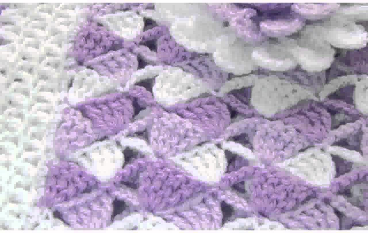 Free Crochet Baby Afghan Patterns New Free Crochet Pattern for Flower Baby Blanket Dancox for Of Superb 46 Photos Free Crochet Baby Afghan Patterns