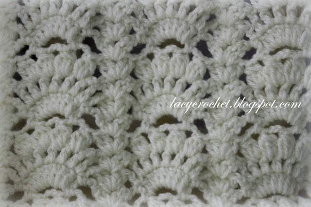 Free Crochet Baby Afghan Patterns Unique Lacy Crochet Fancy Shells Baby Afghan Free Pattern Of Superb 46 Photos Free Crochet Baby Afghan Patterns