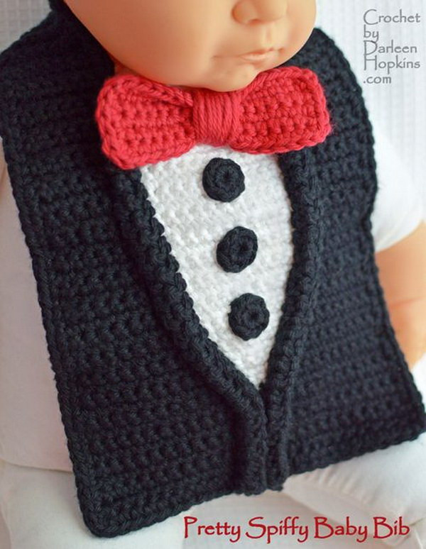 Free Crochet Baby Bib Patterns Lovely 20 Adorable Crochet Patterns for Babies 2017 Of Adorable 48 Models Free Crochet Baby Bib Patterns