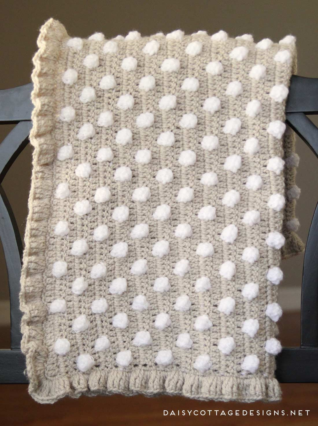 Free Crochet Baby Blankets Fresh Crochet Baby Blanket Pattern From Daisy Cottage Designs Of Incredible 43 Ideas Free Crochet Baby Blankets