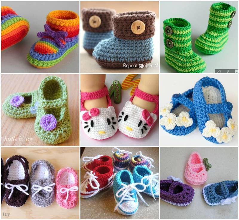 Free Crochet Baby Booties Awesome 40 Adorable and Free Crochet Baby Booties Patterns Of Wonderful 49 Photos Free Crochet Baby Booties