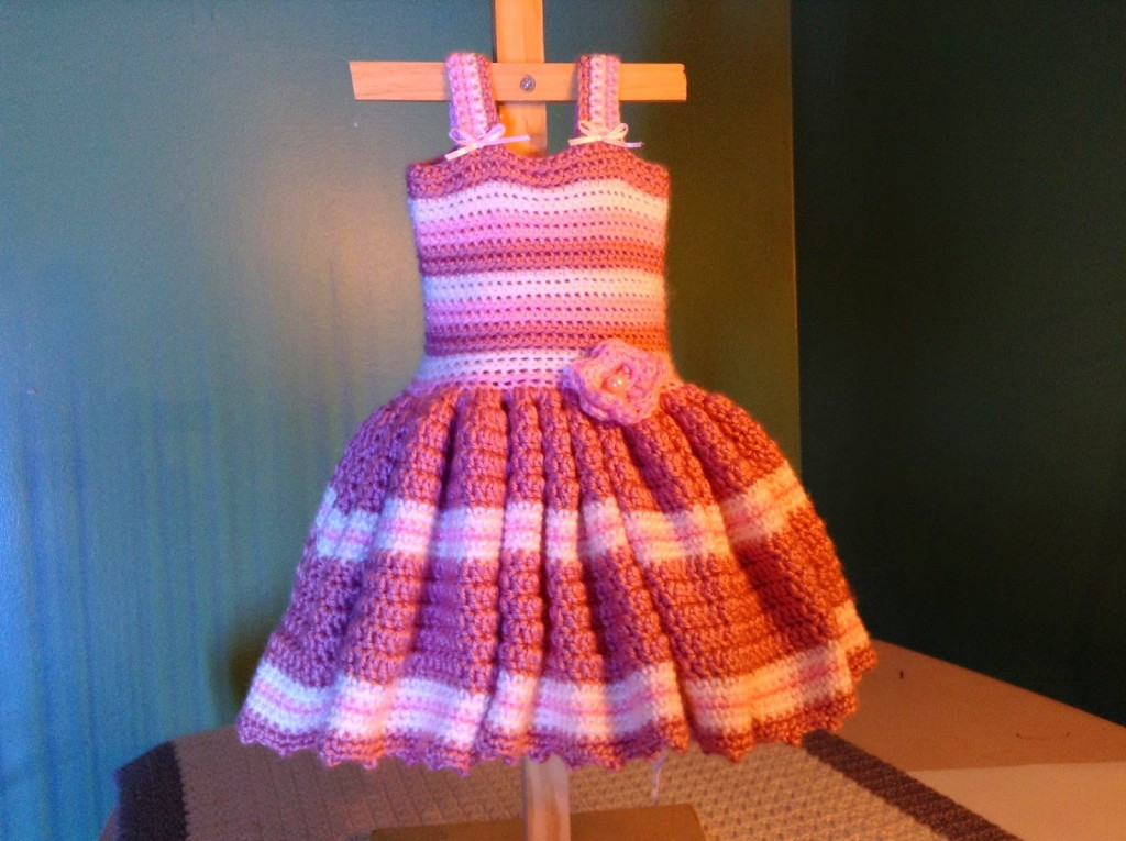 Free Crochet Baby Dress Patterns Best Of Free Baby Crochet Dress Pattern – Allcrafts Free Crafts Update Of Fresh 40 Pictures Free Crochet Baby Dress Patterns