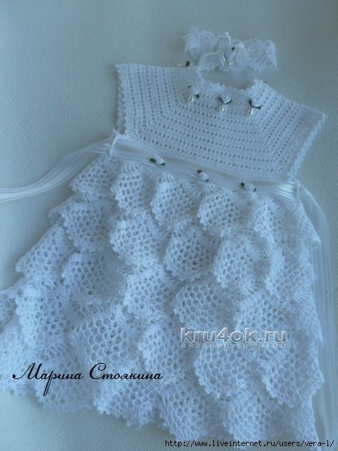 Free Crochet Baby Dress Patterns Inspirational Mesh Ruffles Baby Dress Free Crochet Pattern ⋆ Crochet Kingdom Of Fresh 40 Pictures Free Crochet Baby Dress Patterns