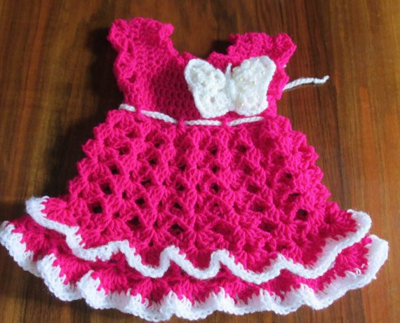 baby dress pattern crochet patterns