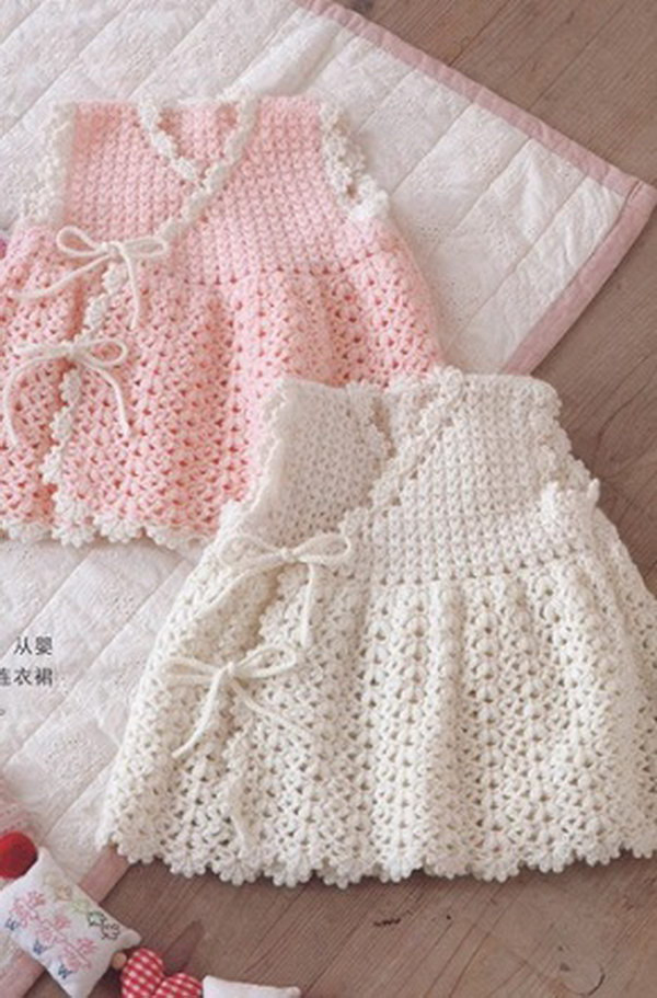Free Crochet Baby Dress Patterns New Cool Crochet Patterns & Ideas for Babies Hative Of Fresh 40 Pictures Free Crochet Baby Dress Patterns