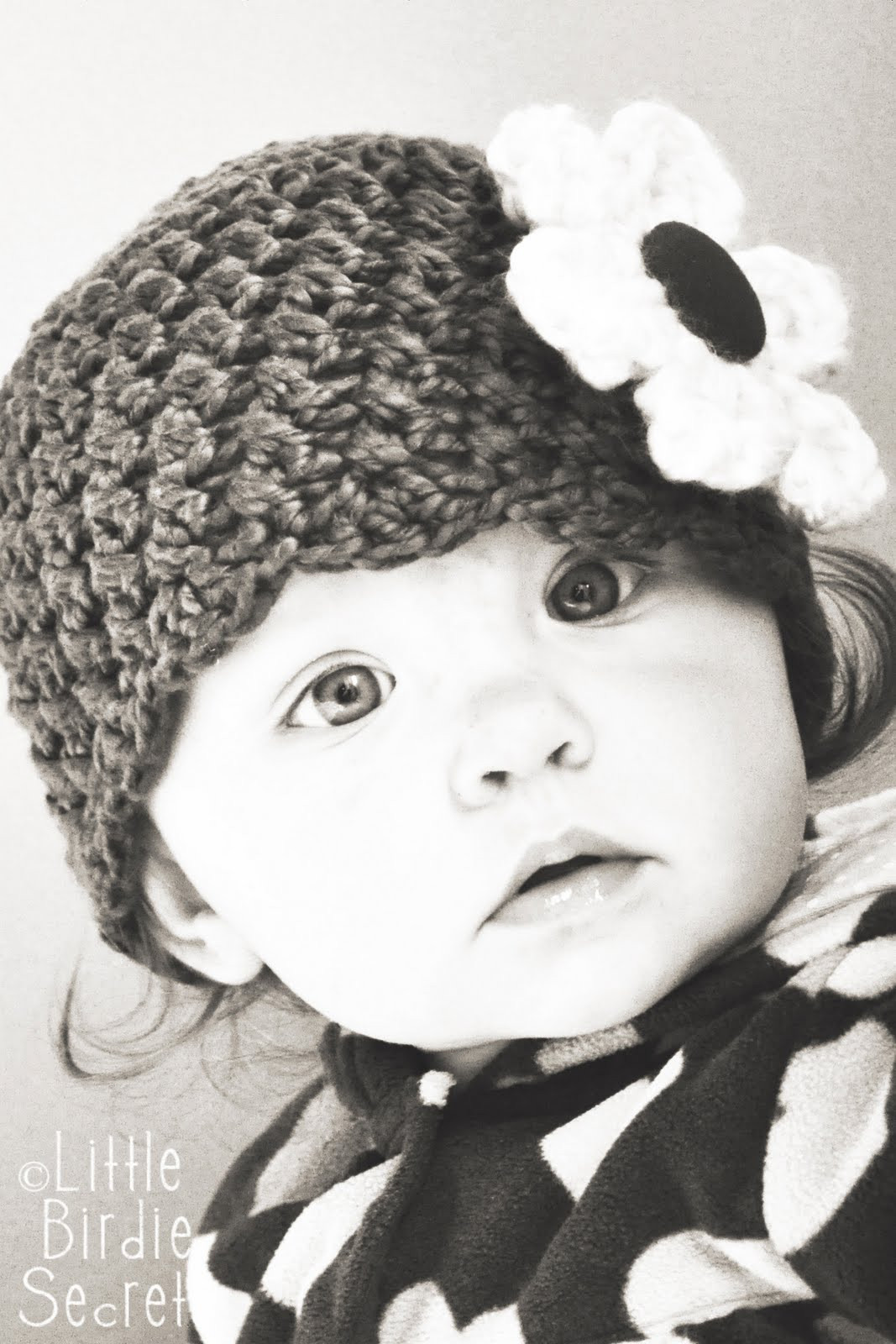 BABY CAP CROCHET FREE PATTERN – Crochet Patterns