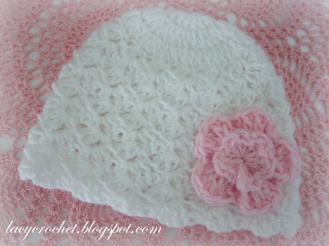 crochet baby hats free patterns