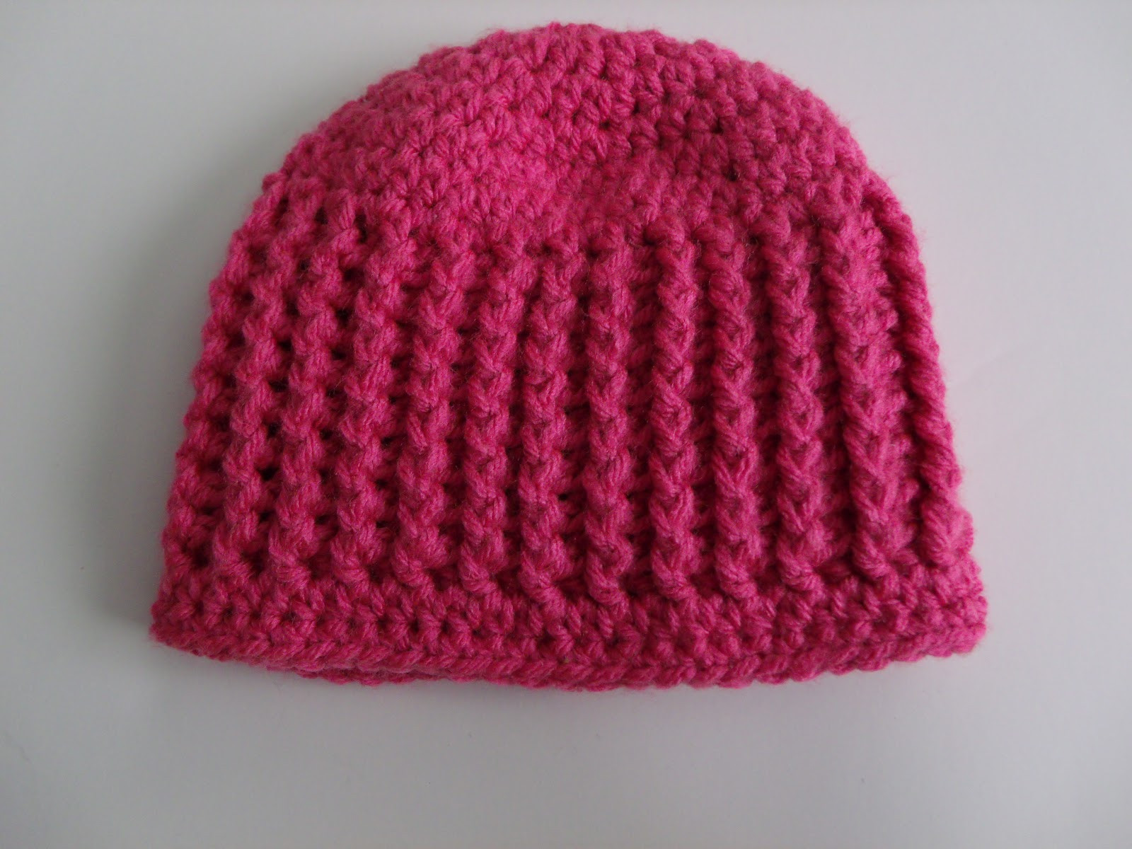 Free Crochet Baby Hat Patterns Inspirational Ribbed Beanie Of Adorable 48 Pics Free Crochet Baby Hat Patterns