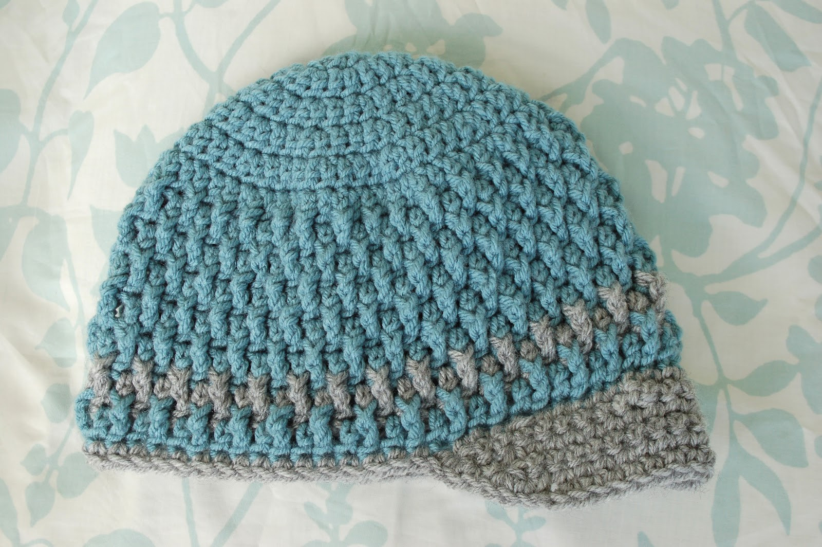 Free Crochet Baby Hat Patterns Lovely Alli Crafts Free Pattern Deeply Textured Hat toddler Of Adorable 48 Pics Free Crochet Baby Hat Patterns