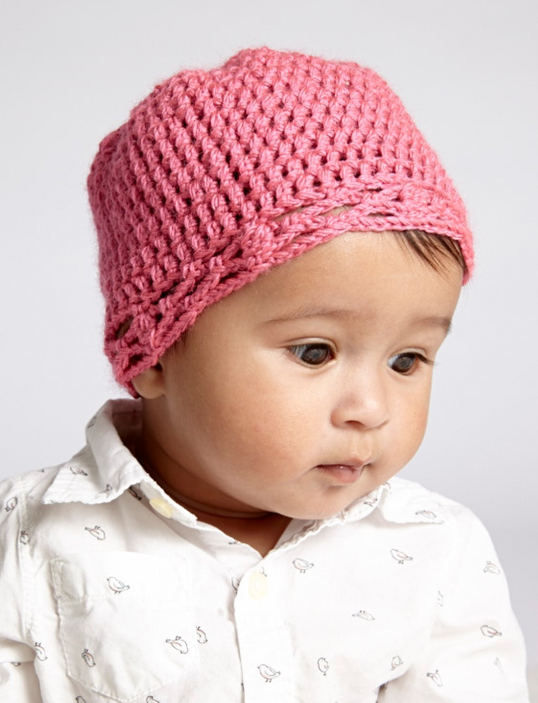 Free Crochet Baby Hat Patterns Unique Bernat Crochet Baby Hat Crochet Pattern Of Adorable 48 Pics Free Crochet Baby Hat Patterns