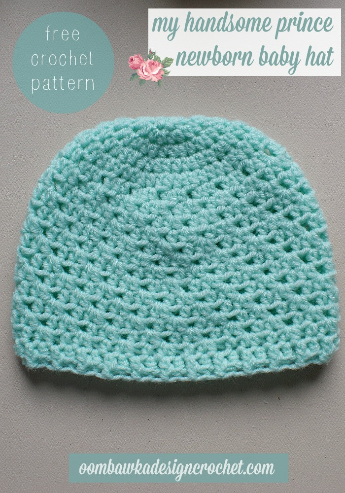 free crochet patterns for newborn baby hats Crochet and Knit
