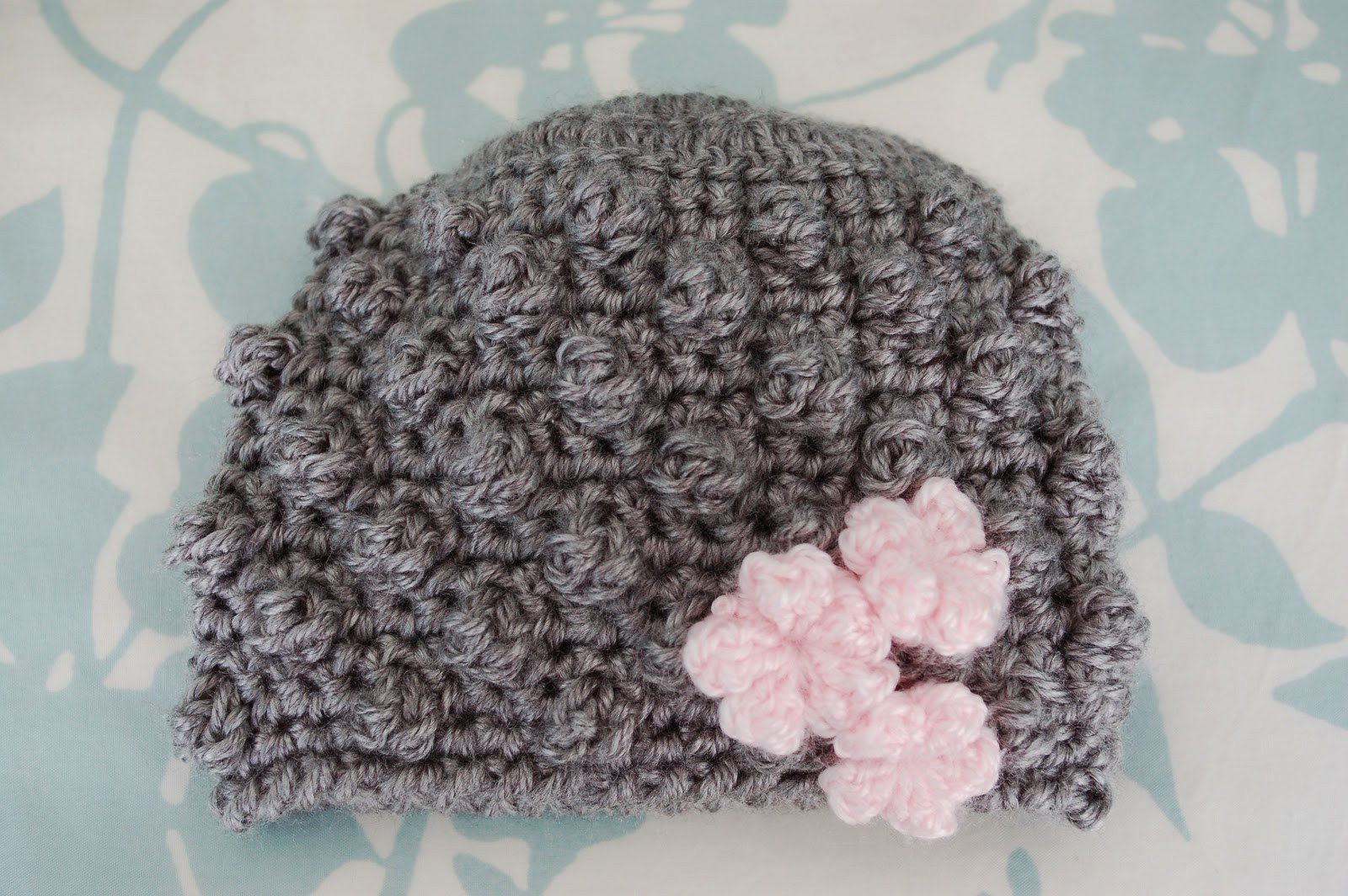 Free Crochet Baby Hats Inspirational Alli Crafts Free Pattern Bobblicious Baby Hat Of Attractive 48 Photos Free Crochet Baby Hats
