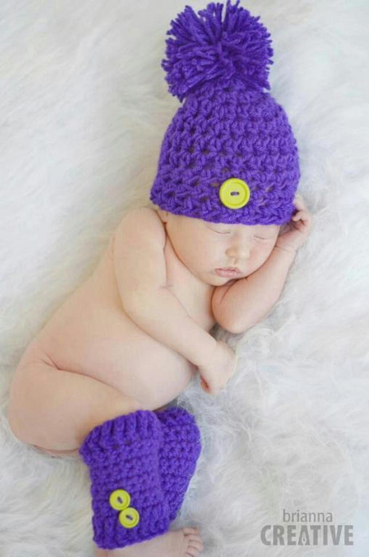 Free Crochet Baby Hats Lovely 12 Newborn Crochet Hat Patterns to Download for Free Of Attractive 48 Photos Free Crochet Baby Hats
