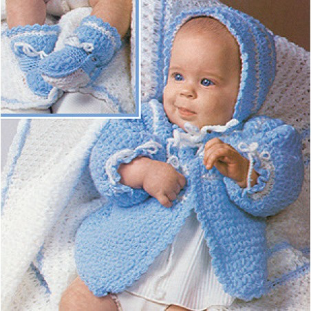 Free Crochet Baby Layette Patterns Inspirational Snowflake Layette Crochet Epattern Of Great 50 Pictures Free Crochet Baby Layette Patterns