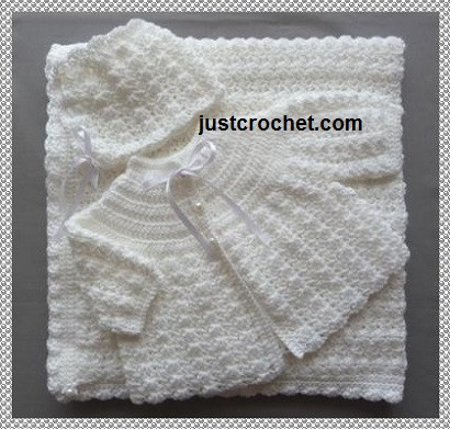 Free Crochet Baby Layette Patterns New Layette Baby Crochet Pattern Jc109nb Of Great 50 Pictures Free Crochet Baby Layette Patterns