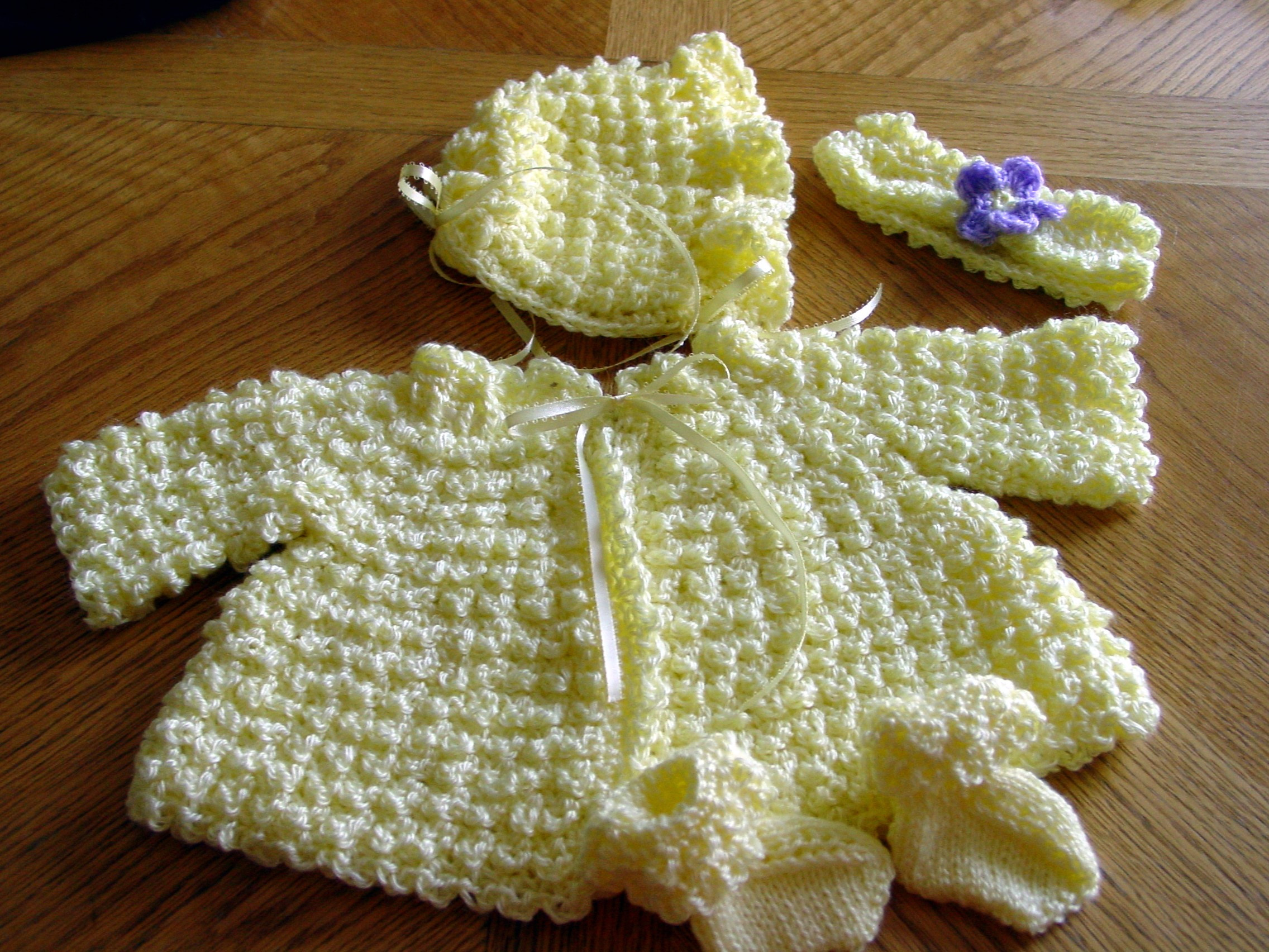 Free Crochet Baby Layette Patterns Unique March 2010 Of Great 50 Pictures Free Crochet Baby Layette Patterns