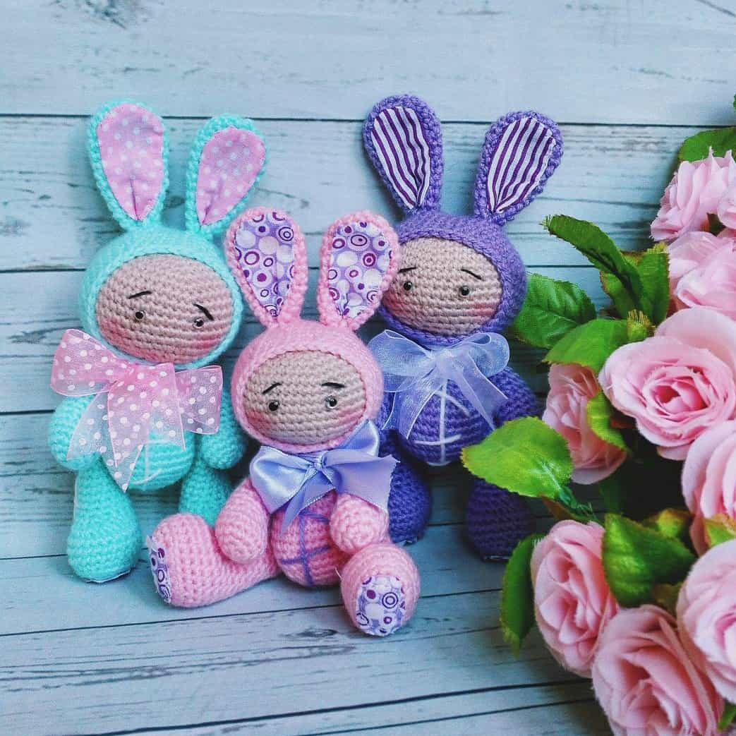 Free Crochet Baby Patterns Awesome Amigurumi Baby Dolls In Animal Costumes Amigurumi today Of Delightful 49 Ideas Free Crochet Baby Patterns