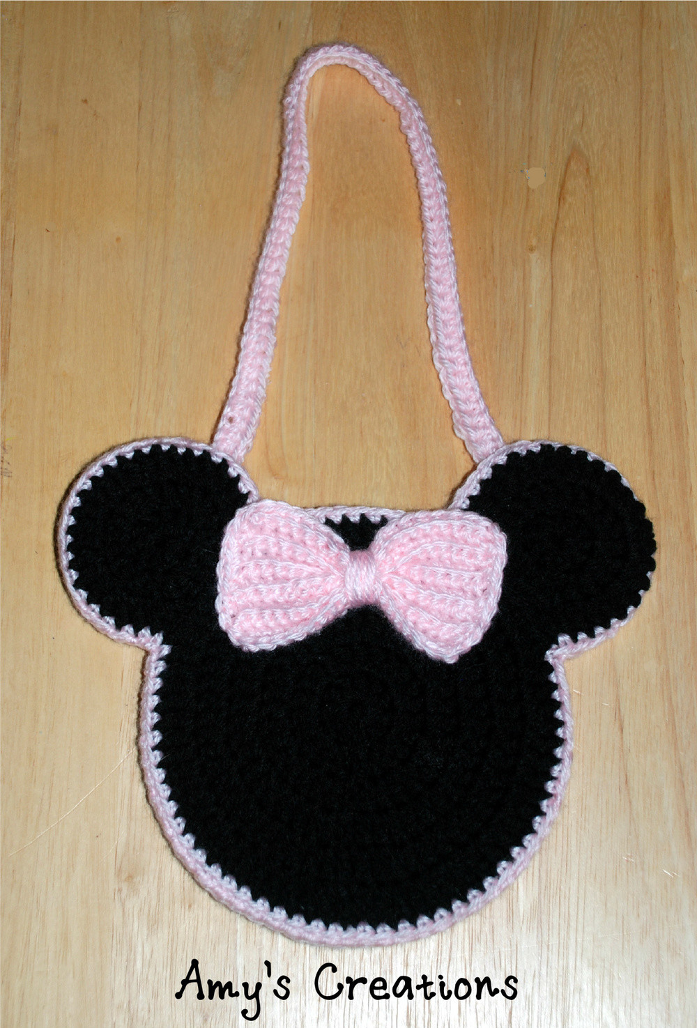 Free Crochet Bag Patterns Awesome Minnie Mouse Inspired Crochet Bag Pattern Of Awesome 45 Ideas Free Crochet Bag Patterns