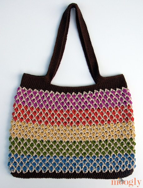 Free Crochet Bag Patterns New 10 Beautiful Crochet Purses and Bags – Crochet Patterns Of Awesome 45 Ideas Free Crochet Bag Patterns