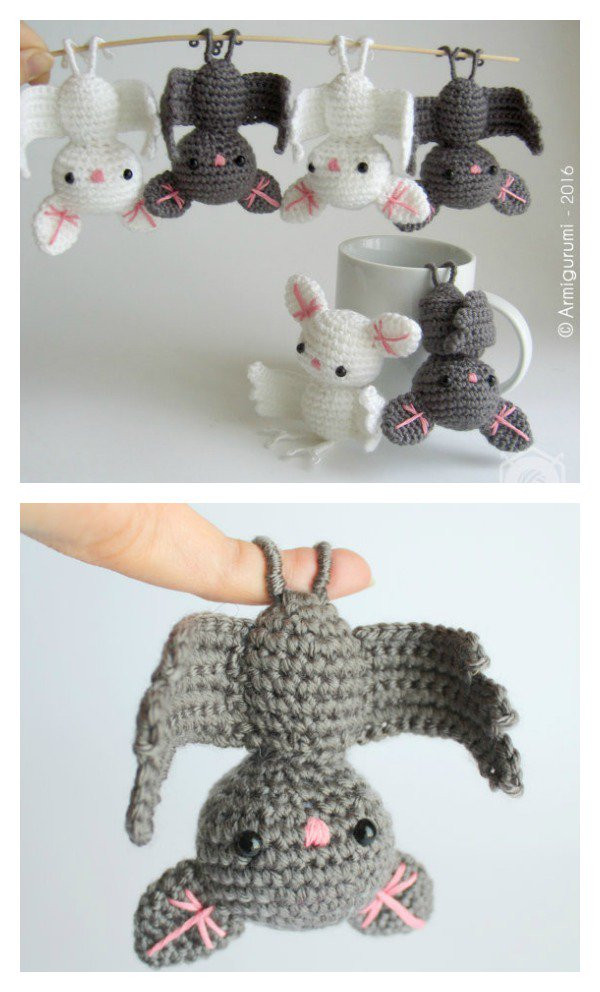 Free Crochet Bat Pattern Beautiful Crochet Amigurumi Bat Free Pattern Of Gorgeous 42 Pics Free Crochet Bat Pattern