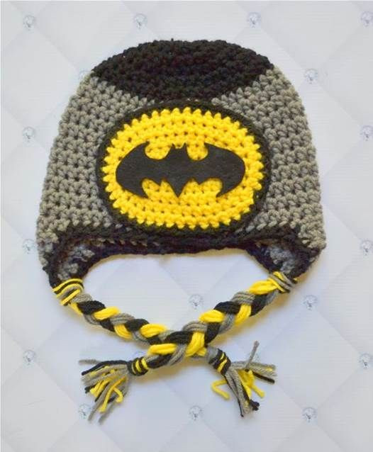 Free Crochet Bat Pattern Beautiful Crochet Batman Hat Pattern Bing Of Gorgeous 42 Pics Free Crochet Bat Pattern