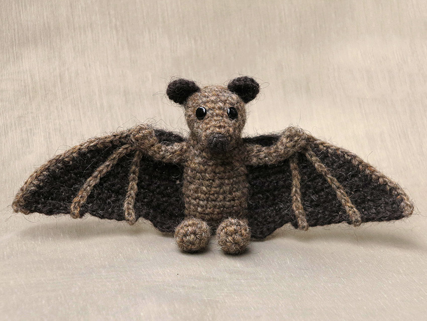 crochet fruit bat pattern