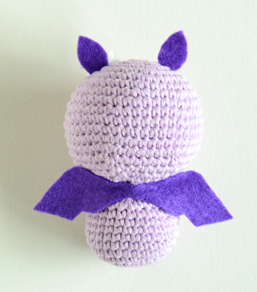 Free Crochet Bat Pattern Fresh Free Crochet Pattern – Crochet Bat Batsy – Croby Patterns Of Gorgeous 42 Pics Free Crochet Bat Pattern