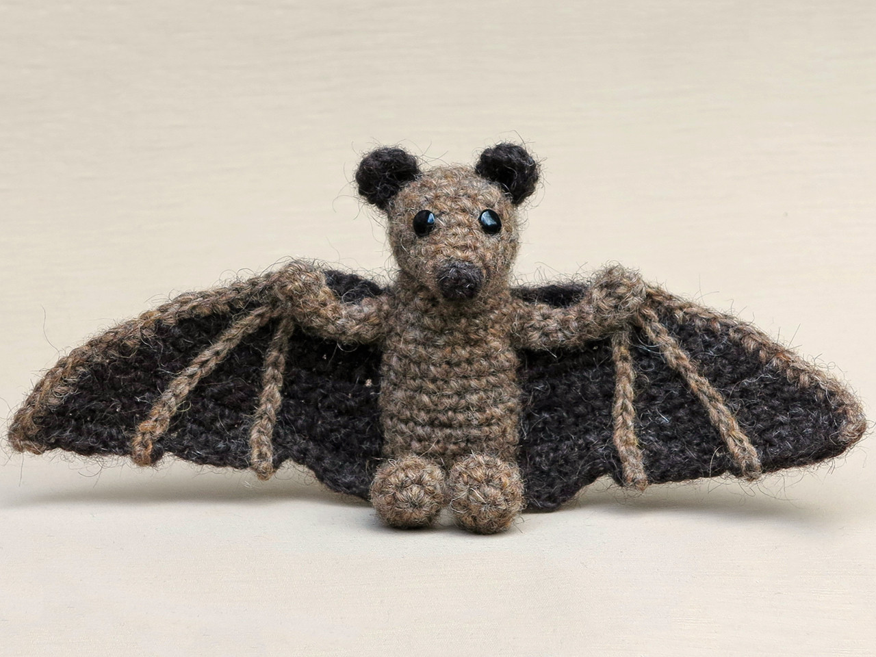 Free Crochet Bat Pattern Inspirational Brutus Crochet Bat Pattern Of Gorgeous 42 Pics Free Crochet Bat Pattern