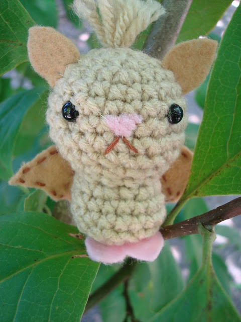 Free Crochet Bat Pattern Inspirational Fruit Bat Free Crochet Pattern Of Gorgeous 42 Pics Free Crochet Bat Pattern