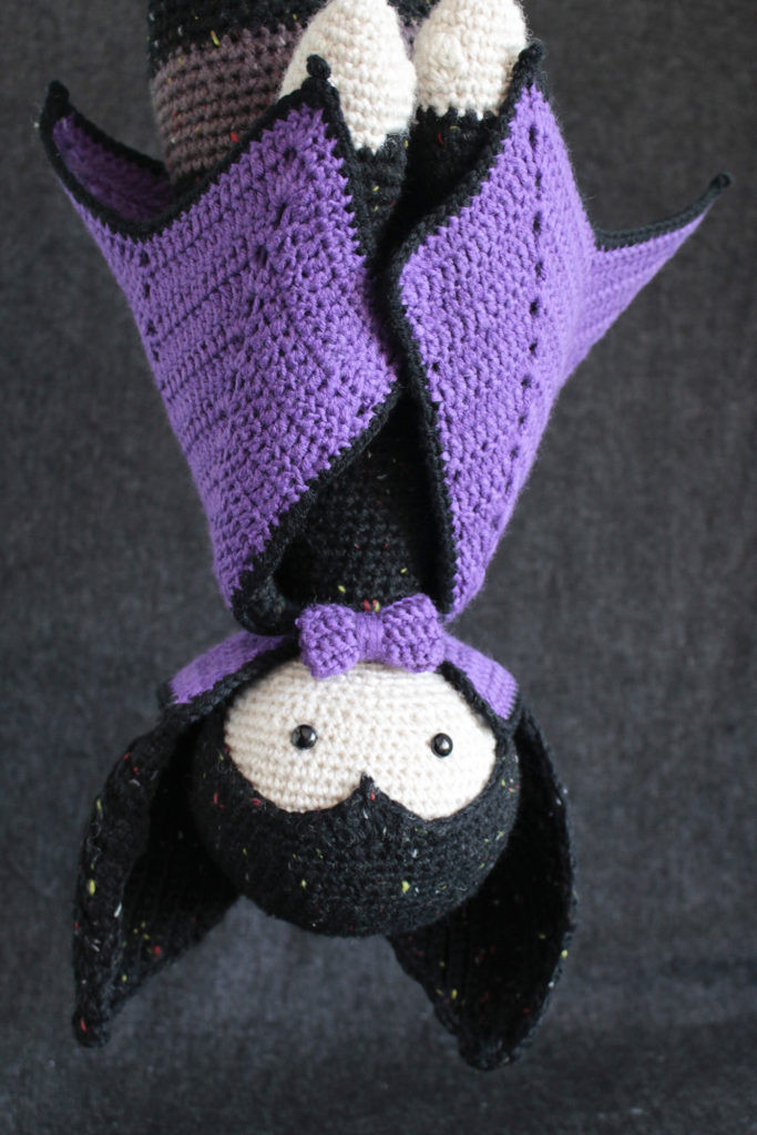 Free Crochet Bat Pattern Inspirational Lalylala Vlad the Vampire Bat Crochet toy Of Gorgeous 42 Pics Free Crochet Bat Pattern