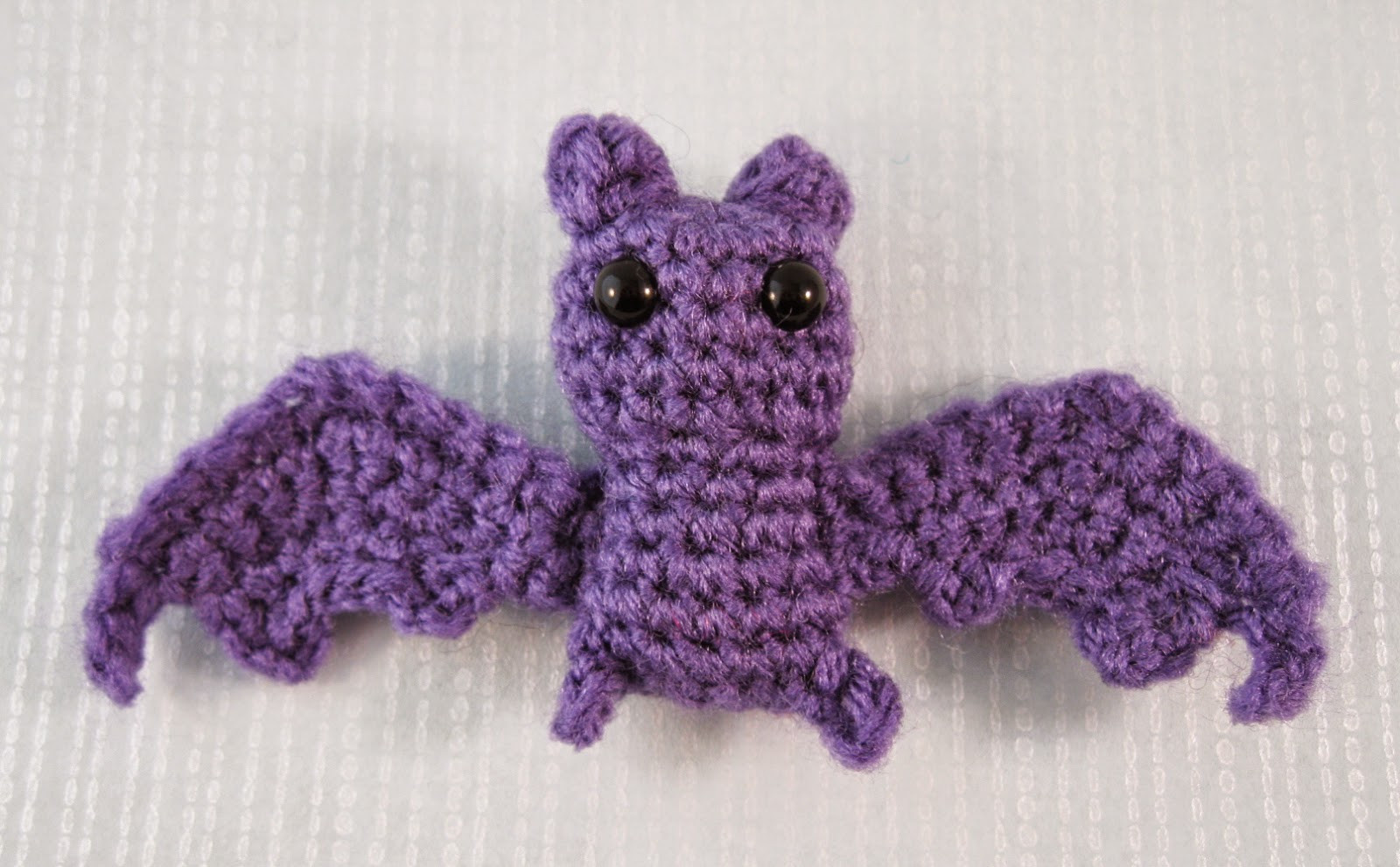 Free Crochet Bat Pattern Lovely Lucyravenscar Crochet Creatures Itty Bitty Bat Free Of Gorgeous 42 Pics Free Crochet Bat Pattern