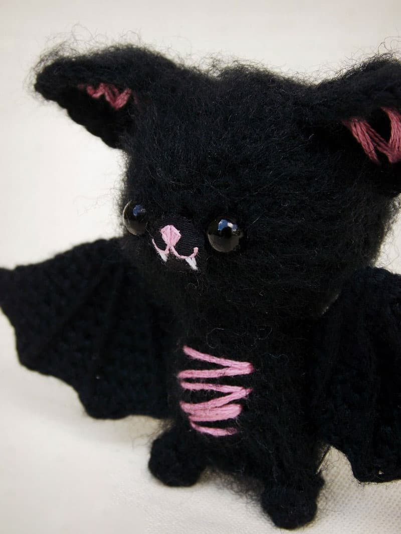 Free Crochet Bat Pattern Luxury Crochet Bat Amigurumi Pattern Amigurumi today Of Gorgeous 42 Pics Free Crochet Bat Pattern