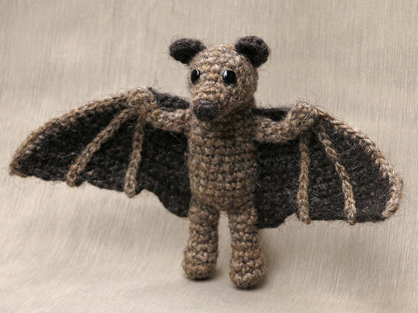 Free Crochet Bat Pattern New Amigurumi Bat Of Gorgeous 42 Pics Free Crochet Bat Pattern