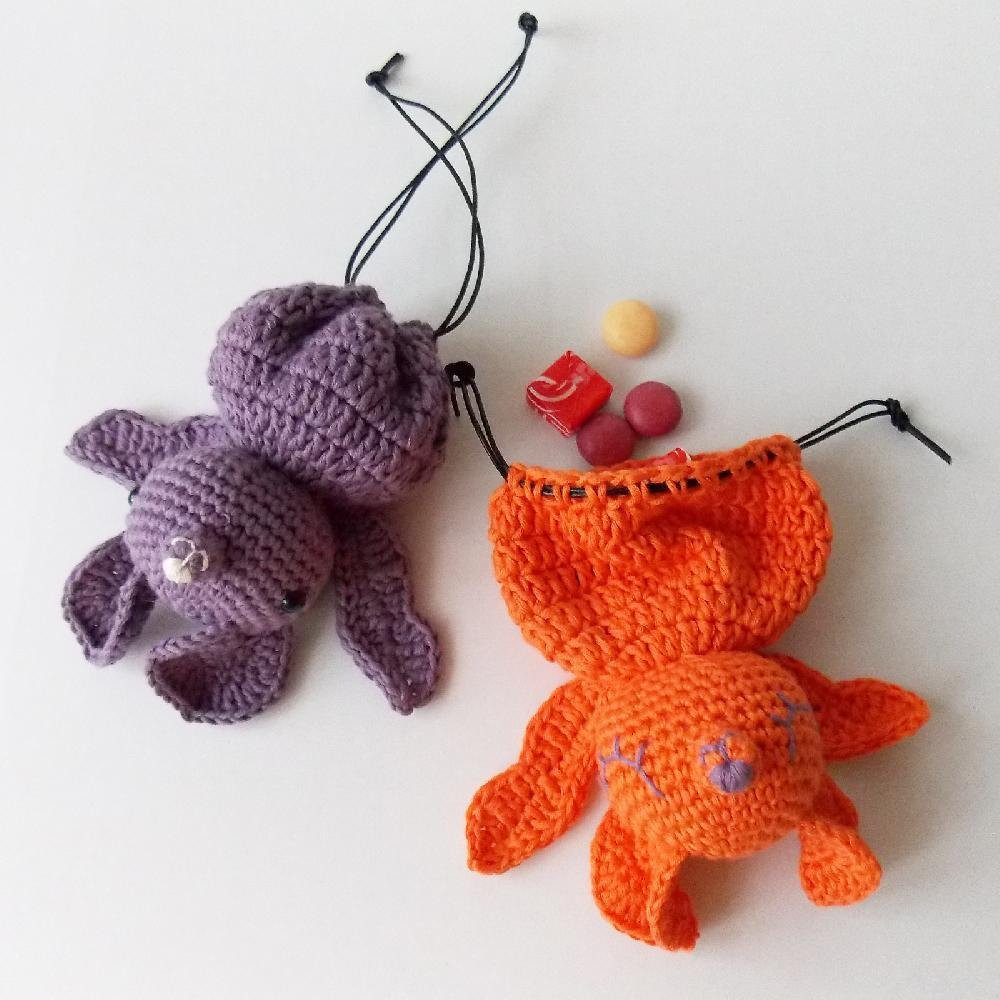 Free Crochet Bat Pattern New Lexie the Bat Amigurumi Goo Bag Pattern Crochet Of Gorgeous 42 Pics Free Crochet Bat Pattern
