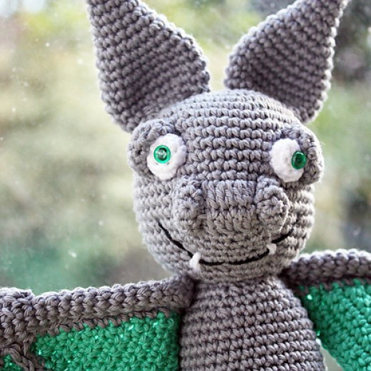 Free Halloween Bat Crochet Patterns