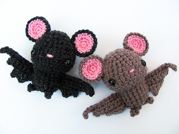 Free Crochet Bat Pattern Unique Mevvsan Amigurumi Bats Super Cute Kawaii Of Gorgeous 42 Pics Free Crochet Bat Pattern