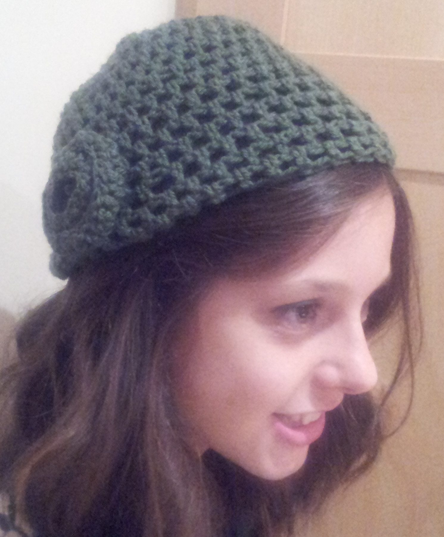 How to make a Simple Crochet Hat – Free Pattern