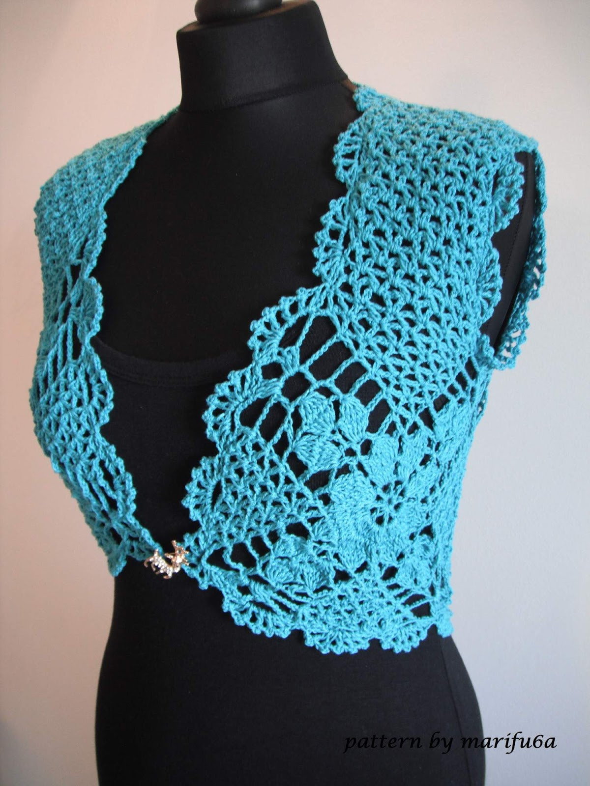 Free Crochet Bolero Patterns Awesome Free Crochet Patterns and Video Tutorials How to Crochet Of Charming 45 Photos Free Crochet Bolero Patterns