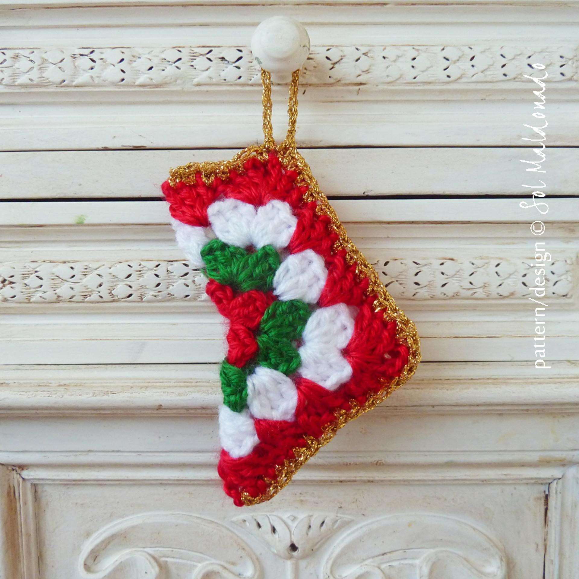 Christmas In July 9 Free & Fun Christmas Decor Crochet