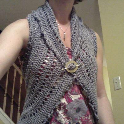 Free Crochet Circle Vest or Shrug Pattern Beautiful Free Crochet La S Circle Vest Pattern Pakbit for Of Gorgeous 42 Pictures Free Crochet Circle Vest or Shrug Pattern