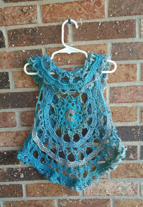 Free Crochet Circle Vest or Shrug Pattern Beautiful Mandala Vest Circular Shrug Circle Vest Crochet Jacket Of Gorgeous 42 Pictures Free Crochet Circle Vest or Shrug Pattern