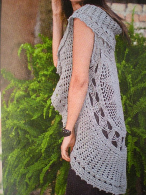 Free Crochet Circle Vest or Shrug Pattern Elegant Emmhouse Circular Vest Free Crochet Pattern Diagram Of Gorgeous 42 Pictures Free Crochet Circle Vest or Shrug Pattern