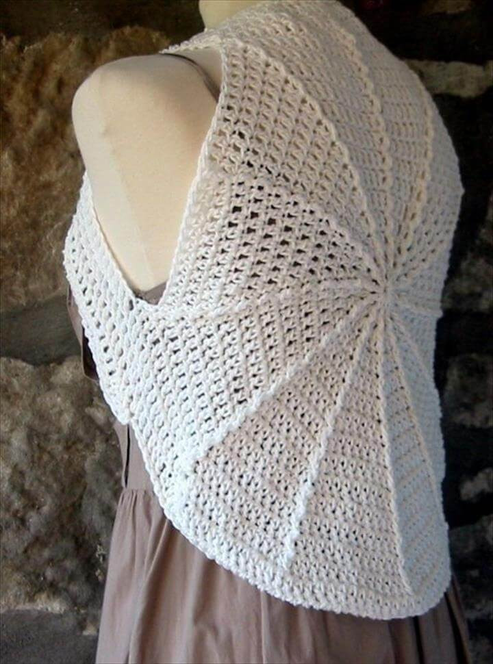 Free Crochet Circle Vest or Shrug Pattern Luxury 20 Easy Beginner Shrug Pattern Of Gorgeous 42 Pictures Free Crochet Circle Vest or Shrug Pattern