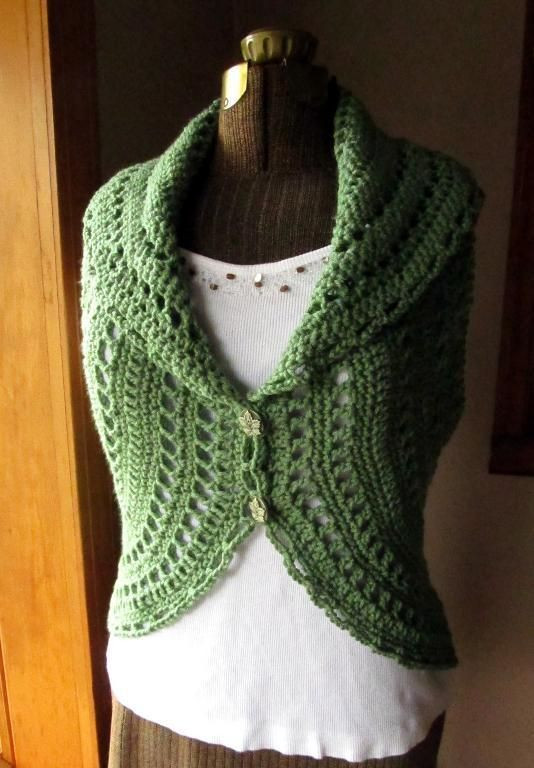 Free Crochet Circle Vest or Shrug Pattern New 17 Best Images About Sweaters Shawls & Shrugs On Of Gorgeous 42 Pictures Free Crochet Circle Vest or Shrug Pattern