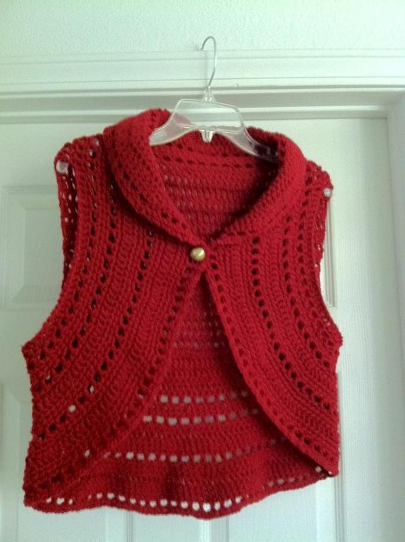 Free Crochet Circle Vest or Shrug Pattern Unique Crochet Circle Vest or Shrug Pattern Images Of Gorgeous 42 Pictures Free Crochet Circle Vest or Shrug Pattern