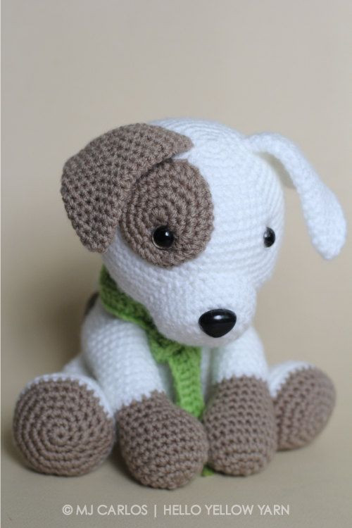 Free Crochet Dog Patterns Awesome Crochet Amigurumi Puppy Dog Pattern Only Jack Pup Pdf Of Superb 45 Pictures Free Crochet Dog Patterns