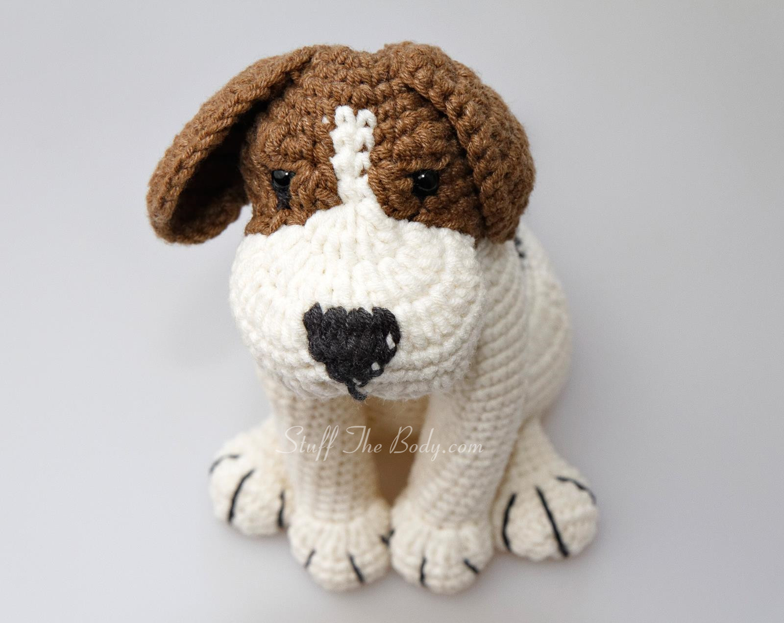 Free Crochet Dog Patterns Beautiful Stuff the Body Of Superb 45 Pictures Free Crochet Dog Patterns